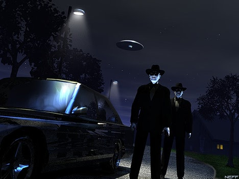 Most Terrifying alien abduction stories