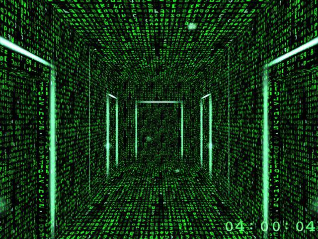 Wir leben in einem Hologramm