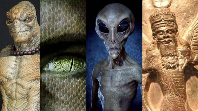 The four extraterrestrial races most hostile to humanity
