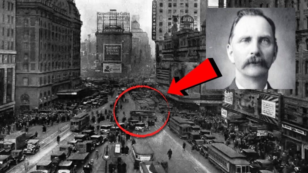The Strange Case of Rudolph Fentz: The Man Who Traveled to the Future and Was Run Over (proof of time travel)