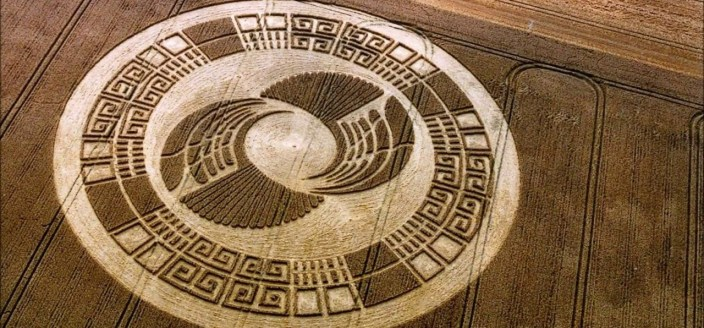 Crop Circles are extraterrestrial messages of the future