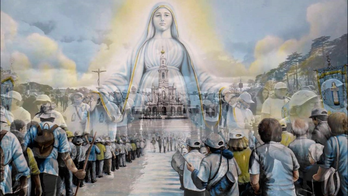 The Apparitions of Fatima: A Massive UFO Sighting in 1917?