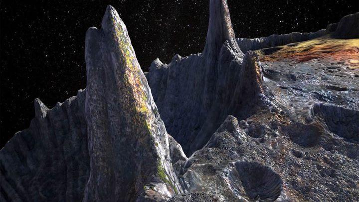 NASA to explore a metal asteroid valued at 10,000 quadrillion dollars