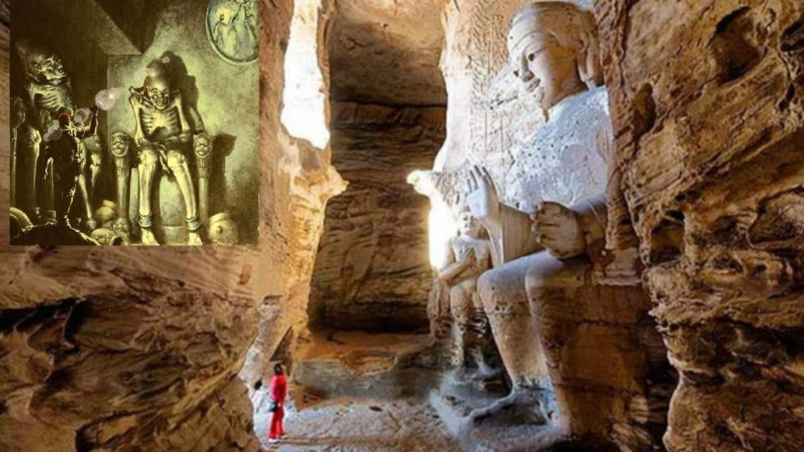 """A """"Giant Underground City"""" Discovered in the Grand Canyon"""