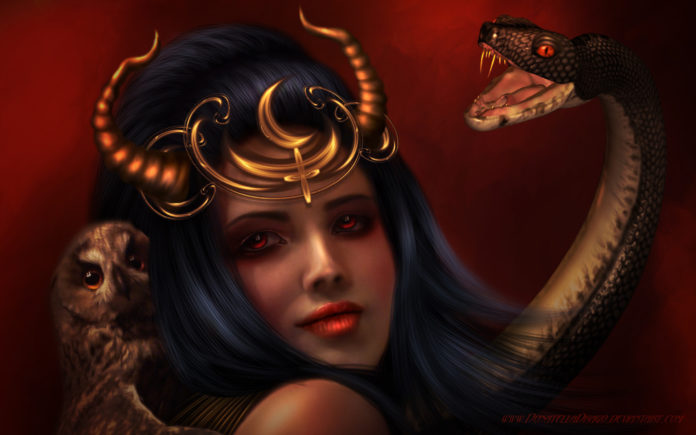 Lilith, the Demonic First Woman Who Abandoned Adam and the Bible Censored