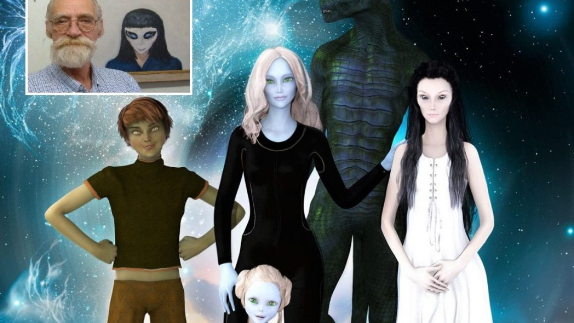 This man claims to be the father of thousands of hybrid children with extraterrestrials (Video)