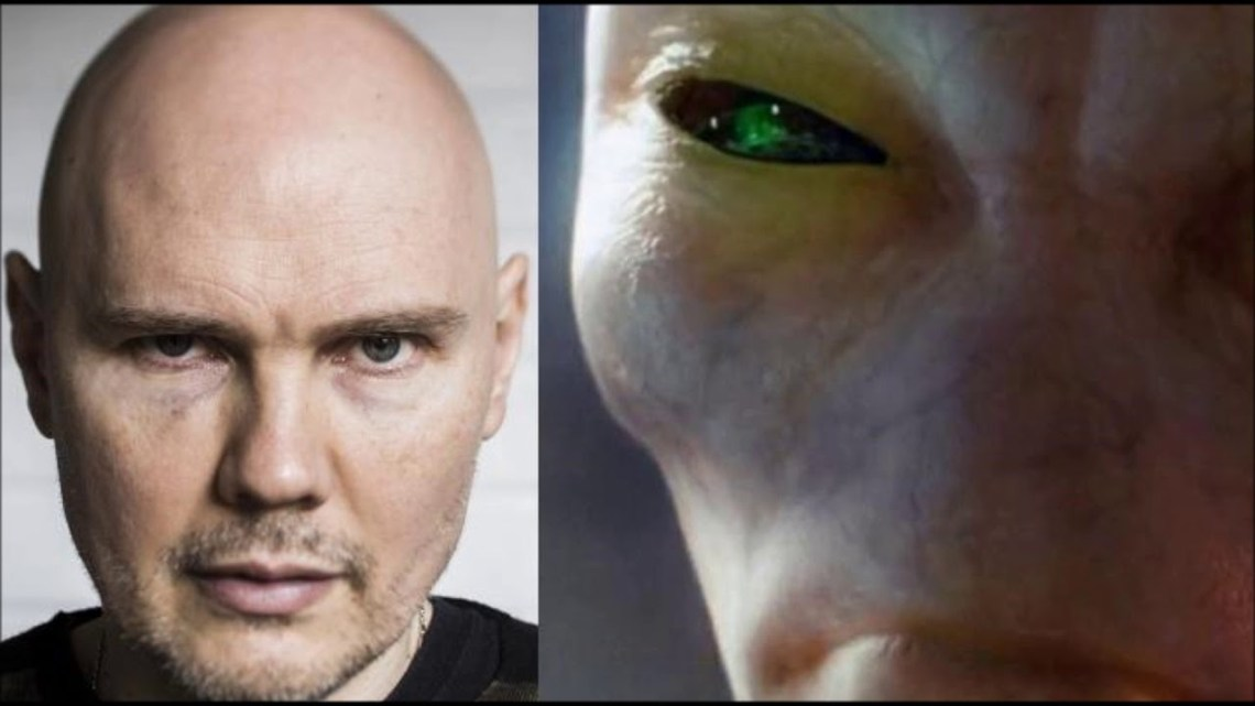Billy Corgan, from 'Smashing Pumpkins' Claims to have had an Encounter with a Reptilian (Billy Corgan alien encounter)