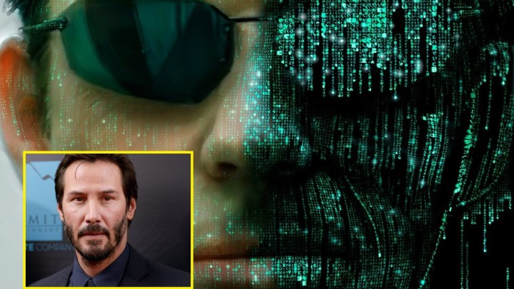 Keanu Reeves : Humanity is about to break free from the Matrix