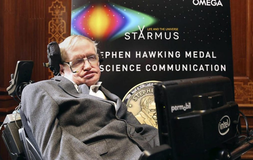 Stephen Hawking: Black holes and the history of time