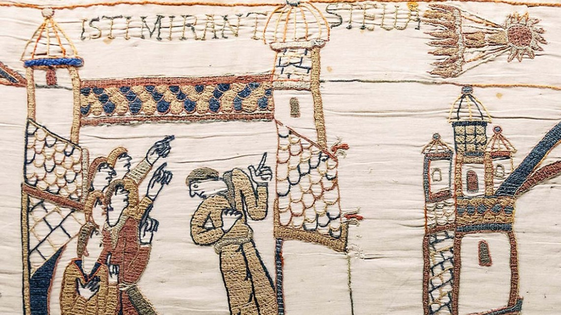 Scientists claim to have found evidence of the existence of Nibiru in medieval tapestries