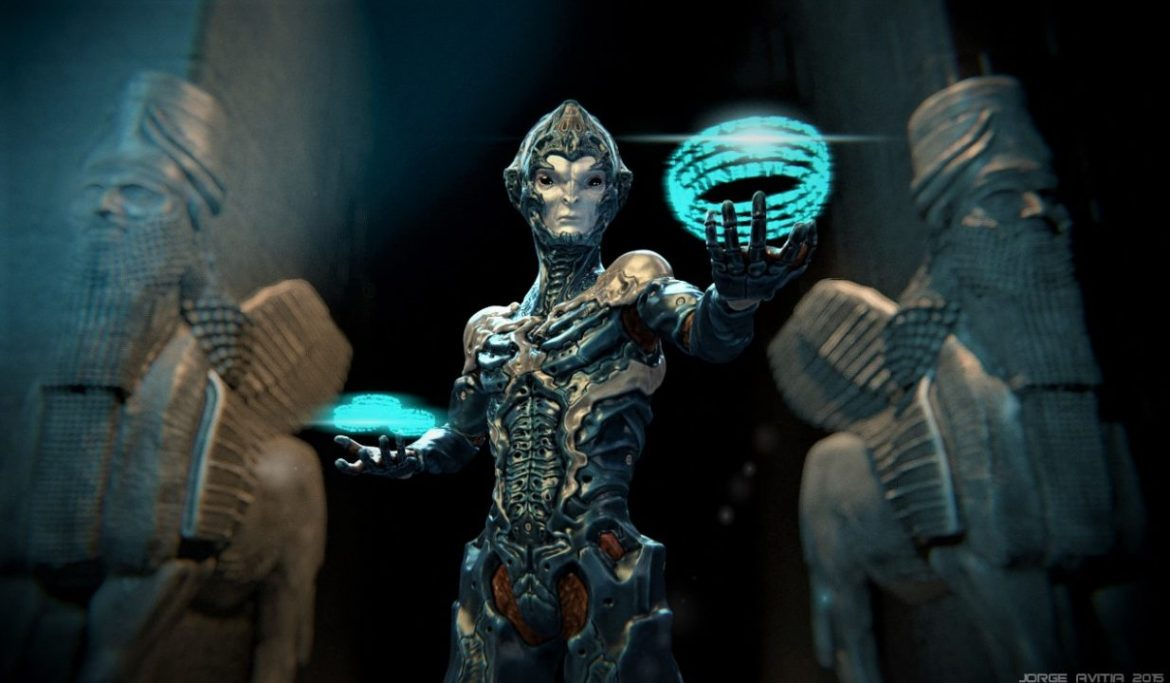 The Anunnaki and the stolen Tablets of Destiny : The source of their wisdom