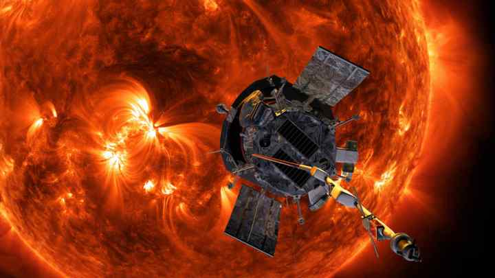 Parker Solar Probe : The Mission to touch the surface of the sun