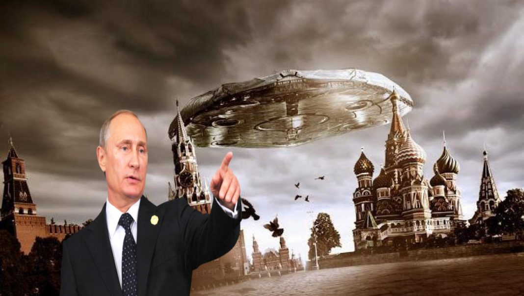 Will Putin be the first leader to officially affirm that Aliens exist?