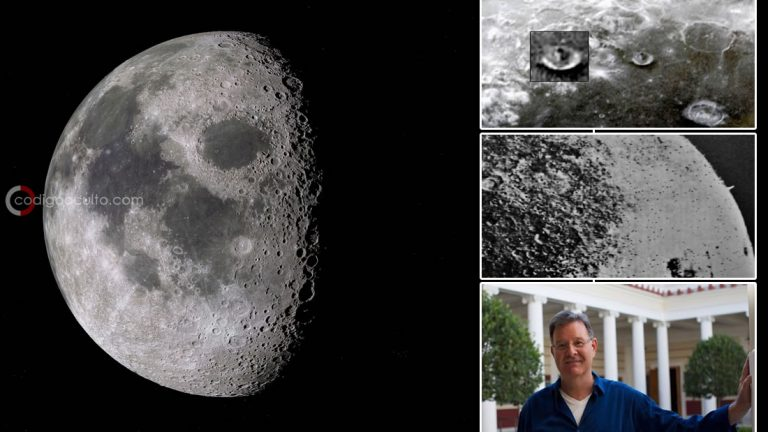 A former military man who exposed information regarding alien bases on the moon dies in accident