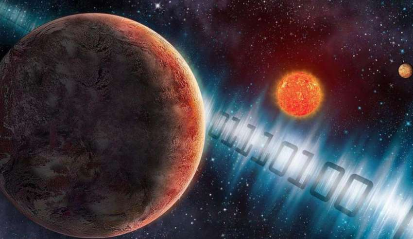 Mysterious signal from Mars : NASA reveals having received a mysterious signal of unknown origin from Mars