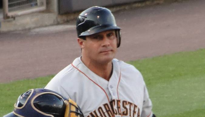 Jose Canseco: a baseball player made strange tweets about aliens and time travel.