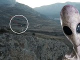 They visit an extraterrestrial base in Spain and record two UFOs (Video)