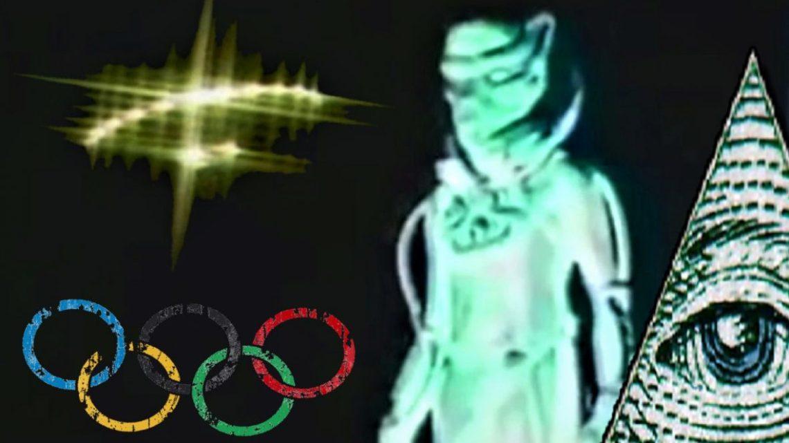 The Illuminati experiment of the 1984 Olympics