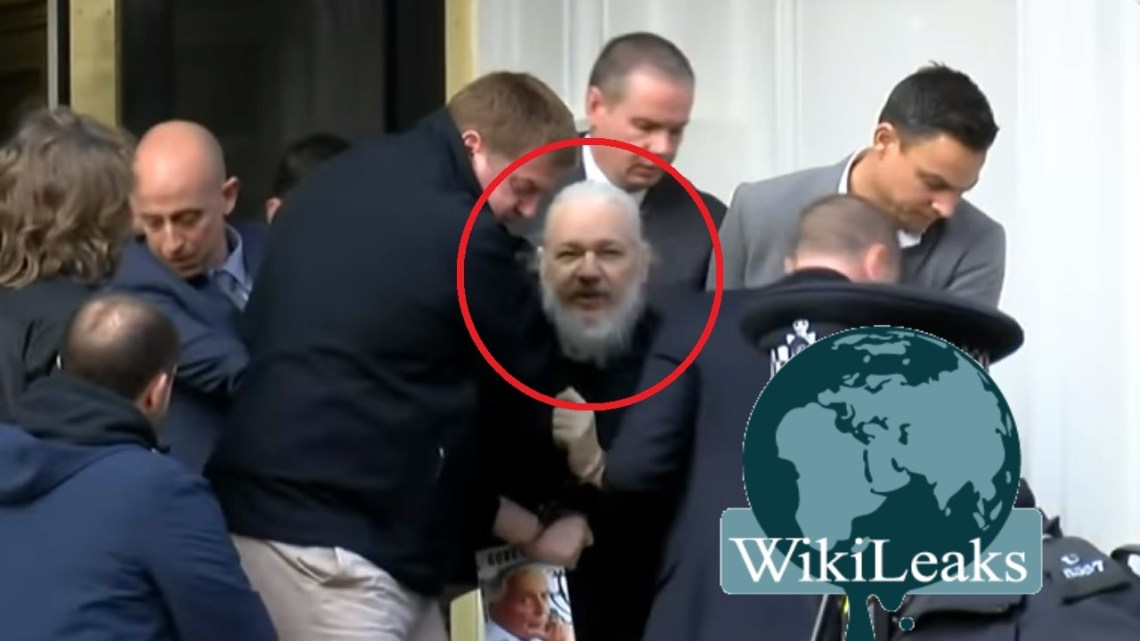 The controversial and shocking leaks of Wikileaks that led to the arrest of its founder