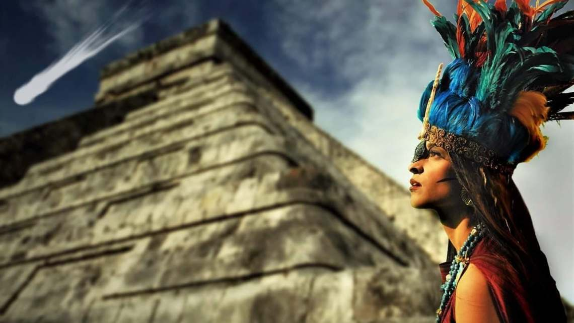 They find remains of a mysterious Mayan queen of 1,500 years old
