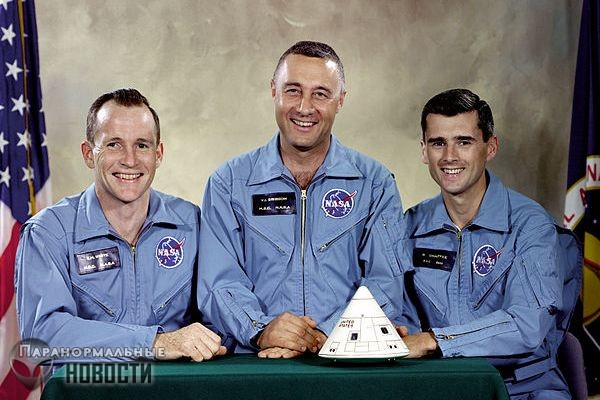 Killed to not tell the truth? The Mystery Death of Three Astronauts in 1967