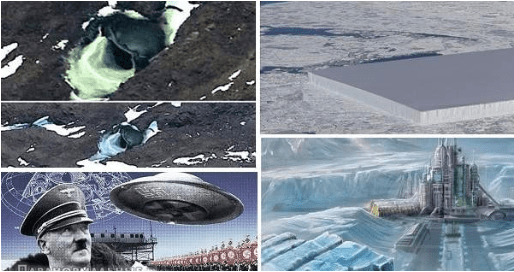 10 Conspiracy theories surrounding Antarctica that might be true