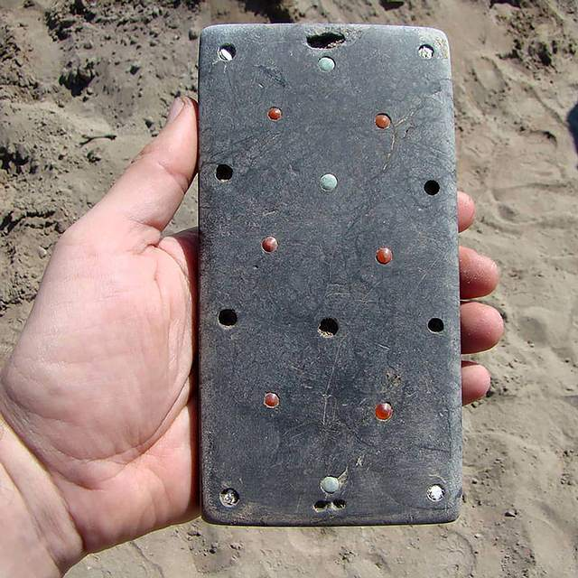 Archaeologists amazed to find a 2100 years old phone like object