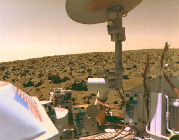 Former NASA scientist Gilbert V. Levin is convinced that life on Mars was found decades ago