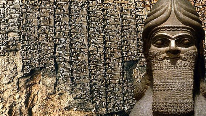 The ancient Sumerian Gods: power, struggle, and creation