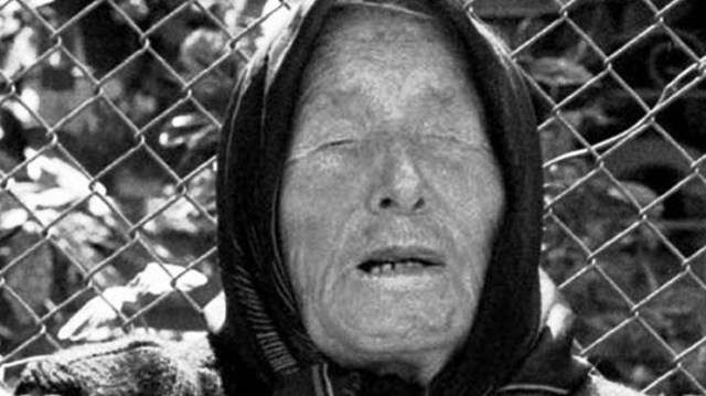 Baba Vanga predicted the coronavirus