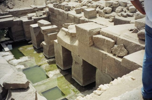 The Osirion of Abidos: a mysterious and monumental Egyptian temple