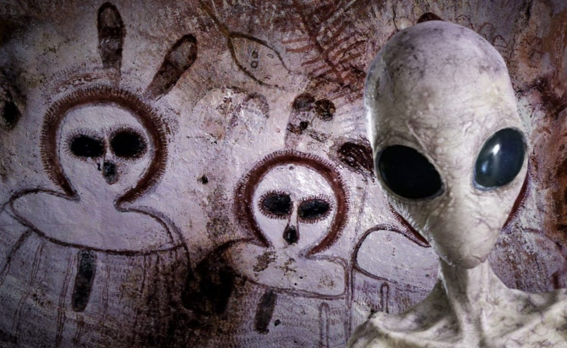 The mystery of the Wandjina: ancient astronauts in Australia
