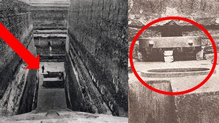 "The Pyramid of Zawyet El Aryan: ""Another World"" Technology"
