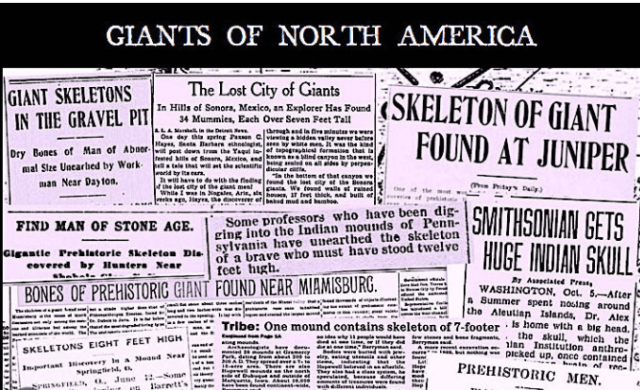 Discovery Of Giant Skeletons By Archaeologists: Truth or Hoax?