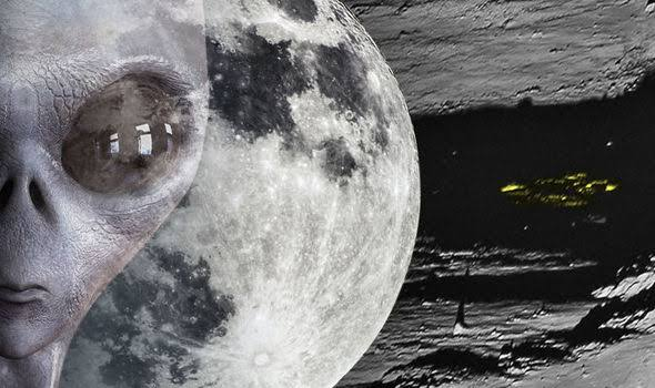 Are Aliens The Reason We Never Went Back To The Moon?