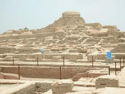 Mohenjodaro Unexplainable Archaeological Findings