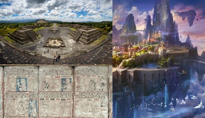 City of Gods: Discovery of a secret tunnel to the underworld of Teotihuacan