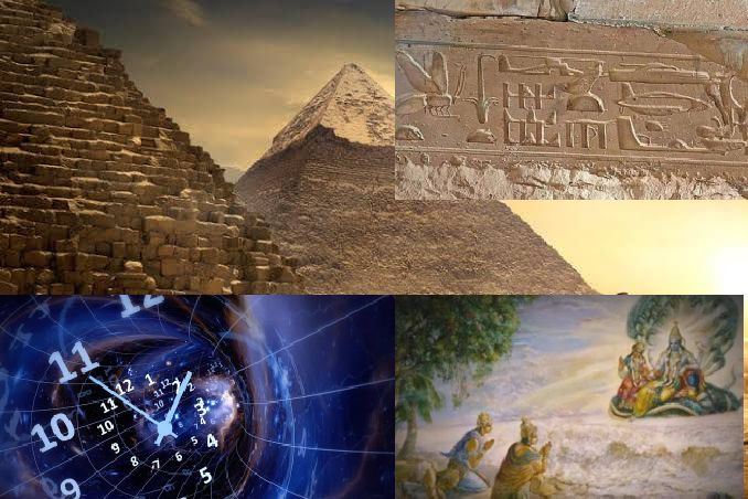 Ancient Civilisations And Time Travel: True Incidents Of Time Travel From Ancient Texts