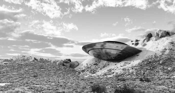 The Mysterious Case Of UFO Crash In Aztec City