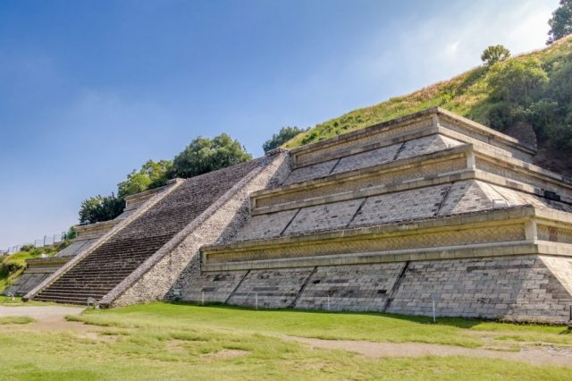 Xelhua: The Giant Who Built The World's Largest Pyramid In Cholula, Mexico