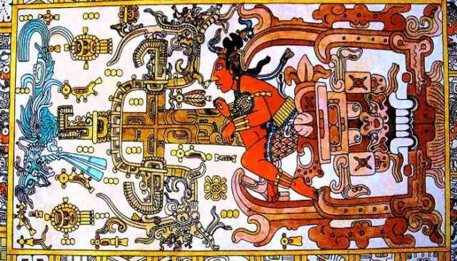 "The Palenque Astronaut: ""A Being That Came From The Stars"