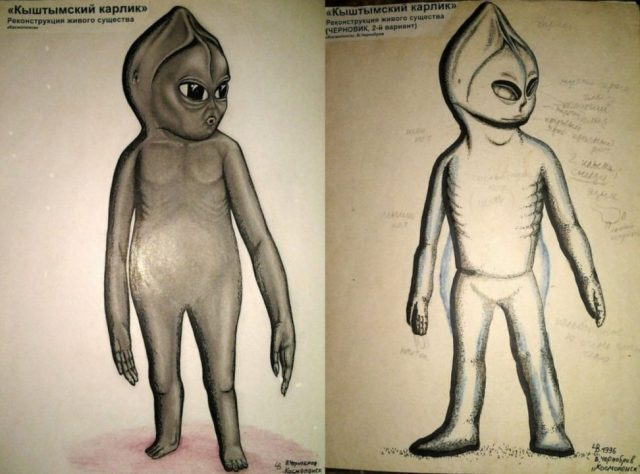 Alyoshenka, The Kyshtym Dwarf: Was It Really An Alien From Outer Space??