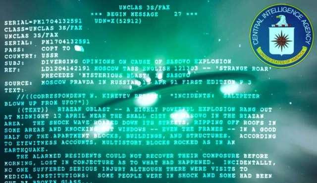 Die unerwartete Freigabe von 3.000 Dokumenten durch die CIA zu UFOs