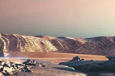 Nuwa Could Be The First Human Capital City On Mars