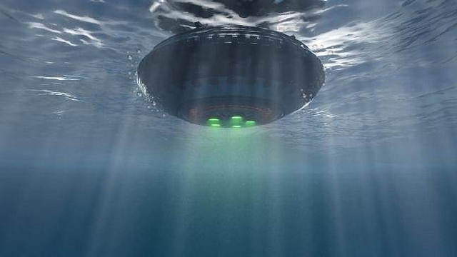 US Navy Has Considered The Possibility Of UFOs Coming From Underwater Bases