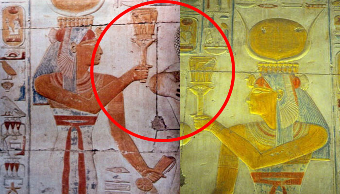 The Sistrum: Ancient Egyptian Artifact To Open Portals And Control Weather