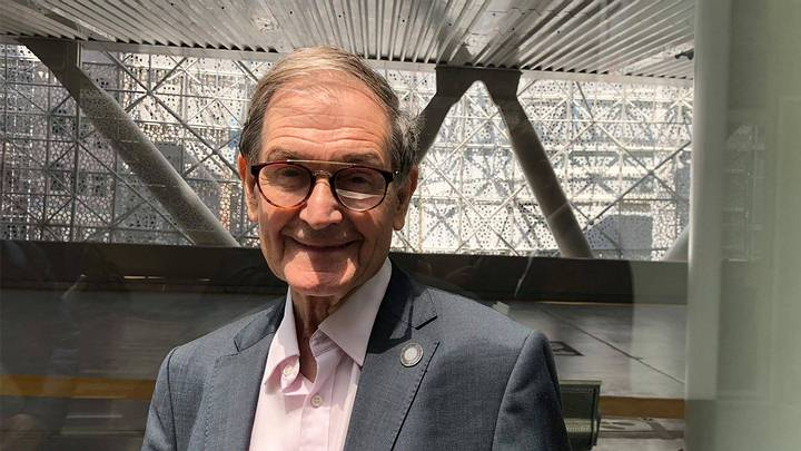 Roger Penrose Is The Universe Conscious? Some Scientists Believe so