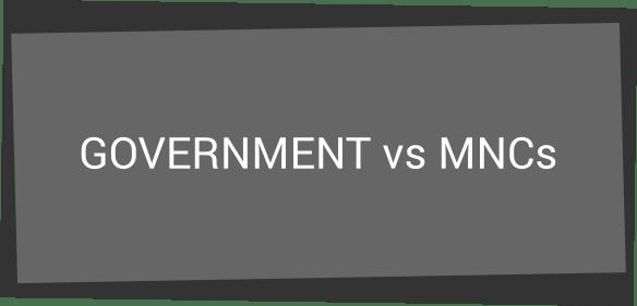 governmentvsmncs