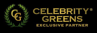 Exclusive Partner, Celebrity Greens