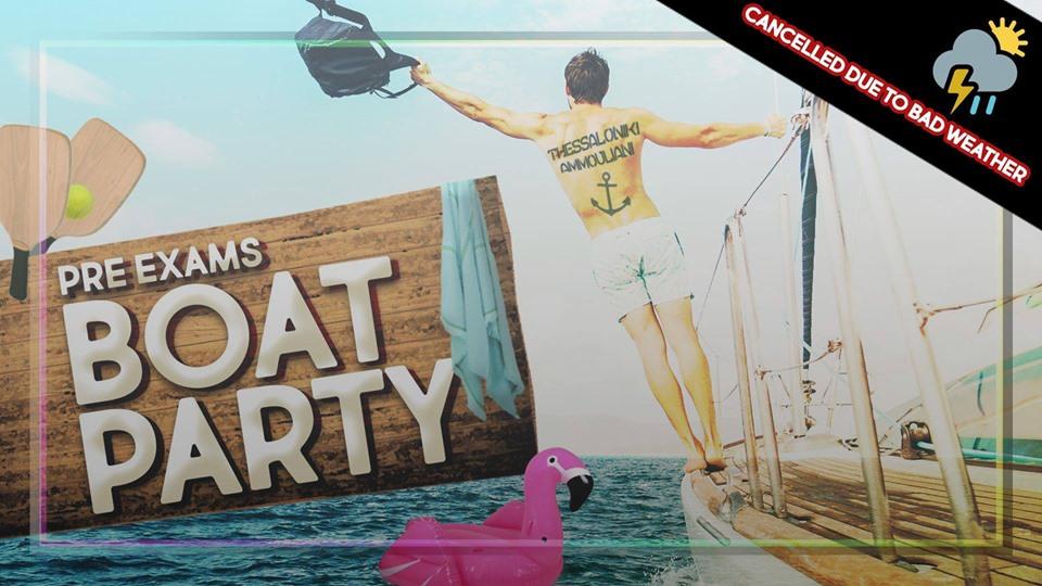 boat cancel InfinityGreece